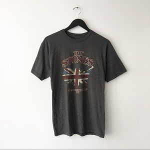 Rolling Stones 1981 Vintage Retro Style Band Tee